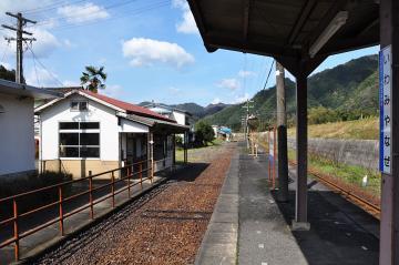 石見簗瀬駅(12)