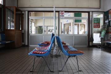 石見川本駅(4)