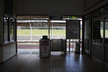 石見川本駅(5)