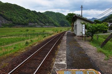 鹿賀駅(4)