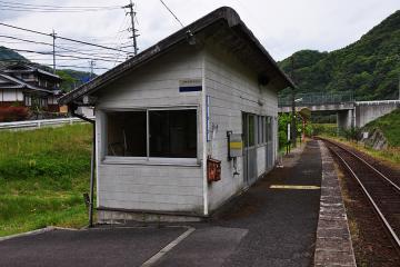 鹿賀駅(6)