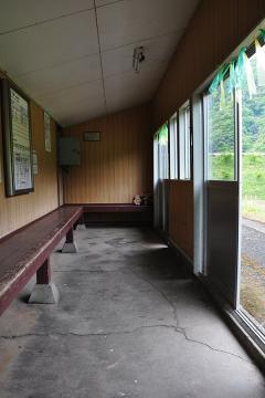 鹿賀駅(7)