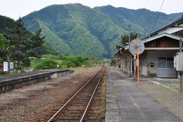 川戸駅(9)