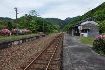 川平駅(9)