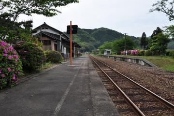 川平駅(10)