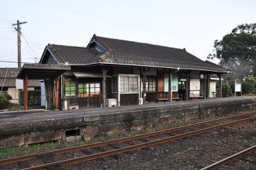 蔵宿駅(9)
