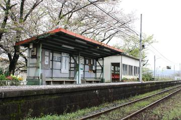 波多浦駅(2)