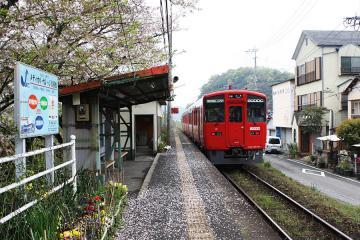 波多浦駅(5)