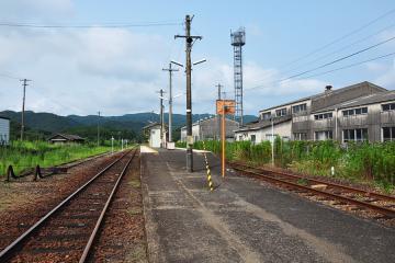 大川野駅(8)
