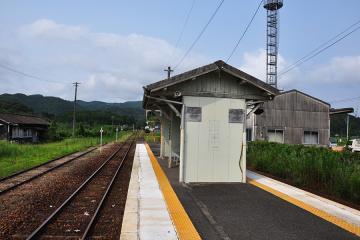 大川野駅(9)