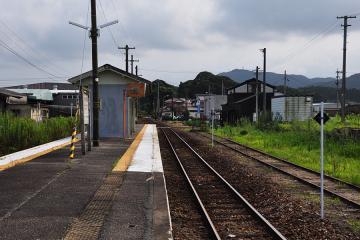 大川野駅(10)