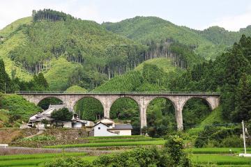 日田彦山線にて(8)