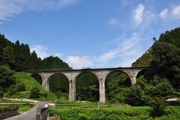 日田彦山線にて(9)