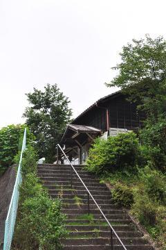 夜明駅(2)