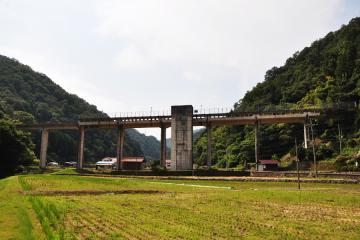 SWの宇都井駅(2)