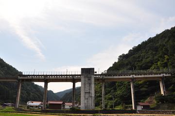SWの宇都井駅(6)