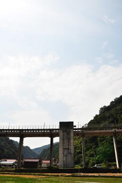 SWの宇都井駅(7)