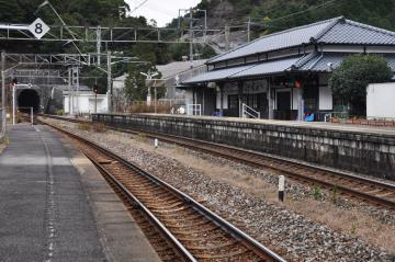 上有田駅の幻想
