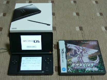 任天堂DS Lite