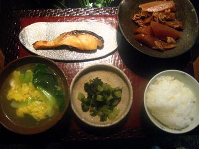 090529朝食