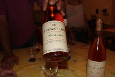 2009収穫ワイン