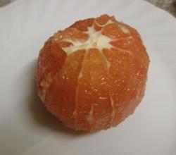 グレープフルーツサラダ2