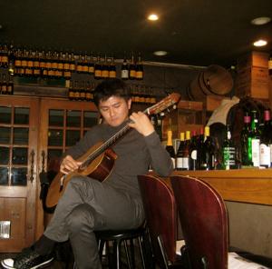 スペインギター演奏