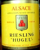 ヒューゲル リースリング