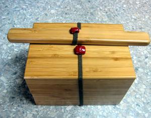 二段弁当箱