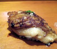 天寿司 穴子