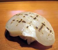 天寿司 たいらぎ貝