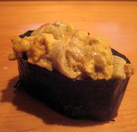 天寿司 ウニ