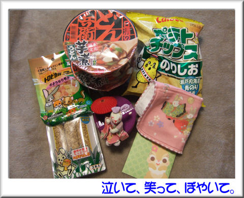 みゃんこさんからのプレゼント.jpg
