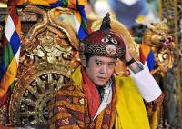 ブータンの新国王 ジグメ・ワンチュク陛下