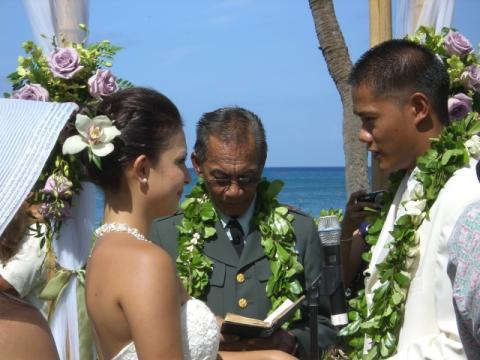Jenniちゃんの結婚式