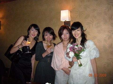 さゆりんの結婚式