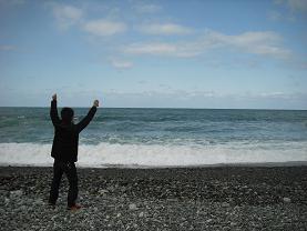 日本海@新潟