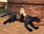 お馬さんに乗せてもらいました♪