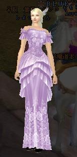 すっごく手の込んだドレス=☆