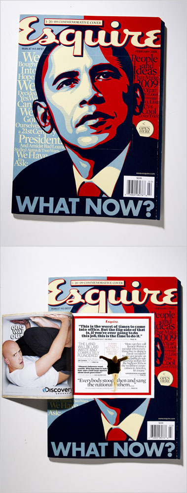 Esquire window cover