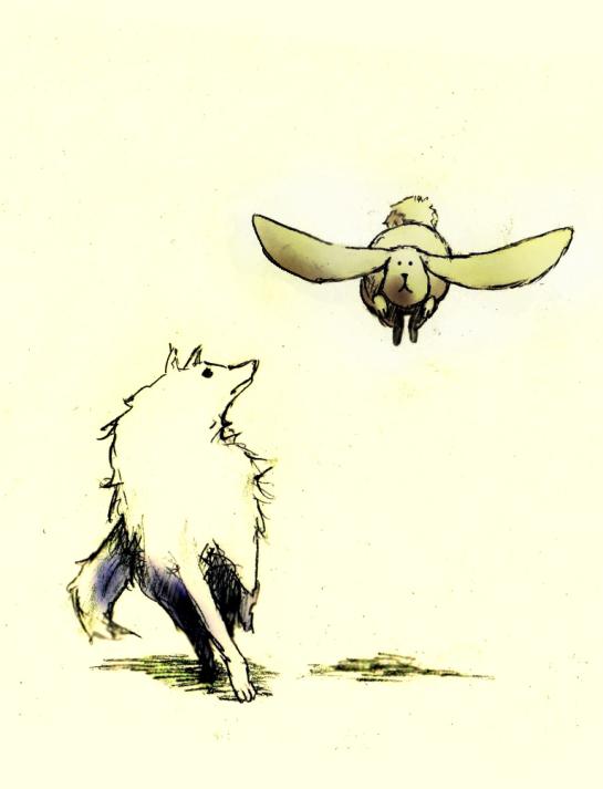 ウサギと狼239
