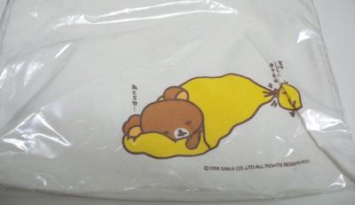 リラックマトートバッグ