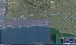 20090315 GPS map