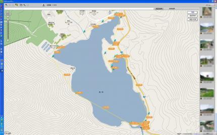 GPS w ViewNX