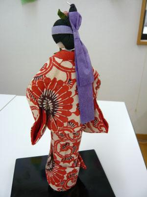 和紙の人形2