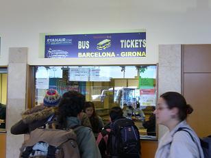 ジローナ バスチケット