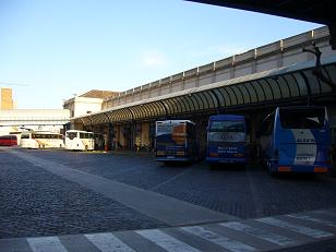 バルセロナ バスターミナル