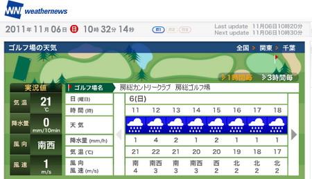 房総天気1106
