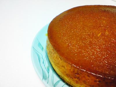 ぷりんケーキ1