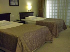 エアポートホテル室内